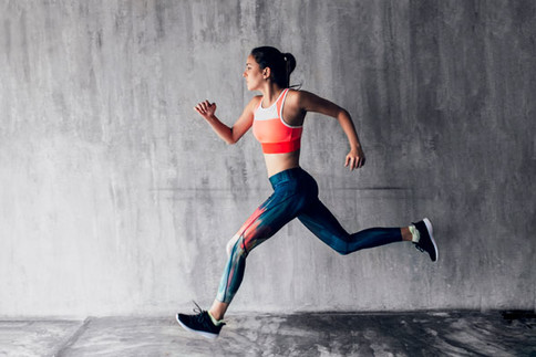 Laufen macht glücklich - was genau passiert da im Körper?