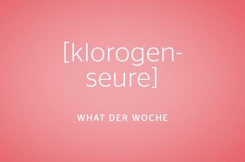 chlorogensaeure