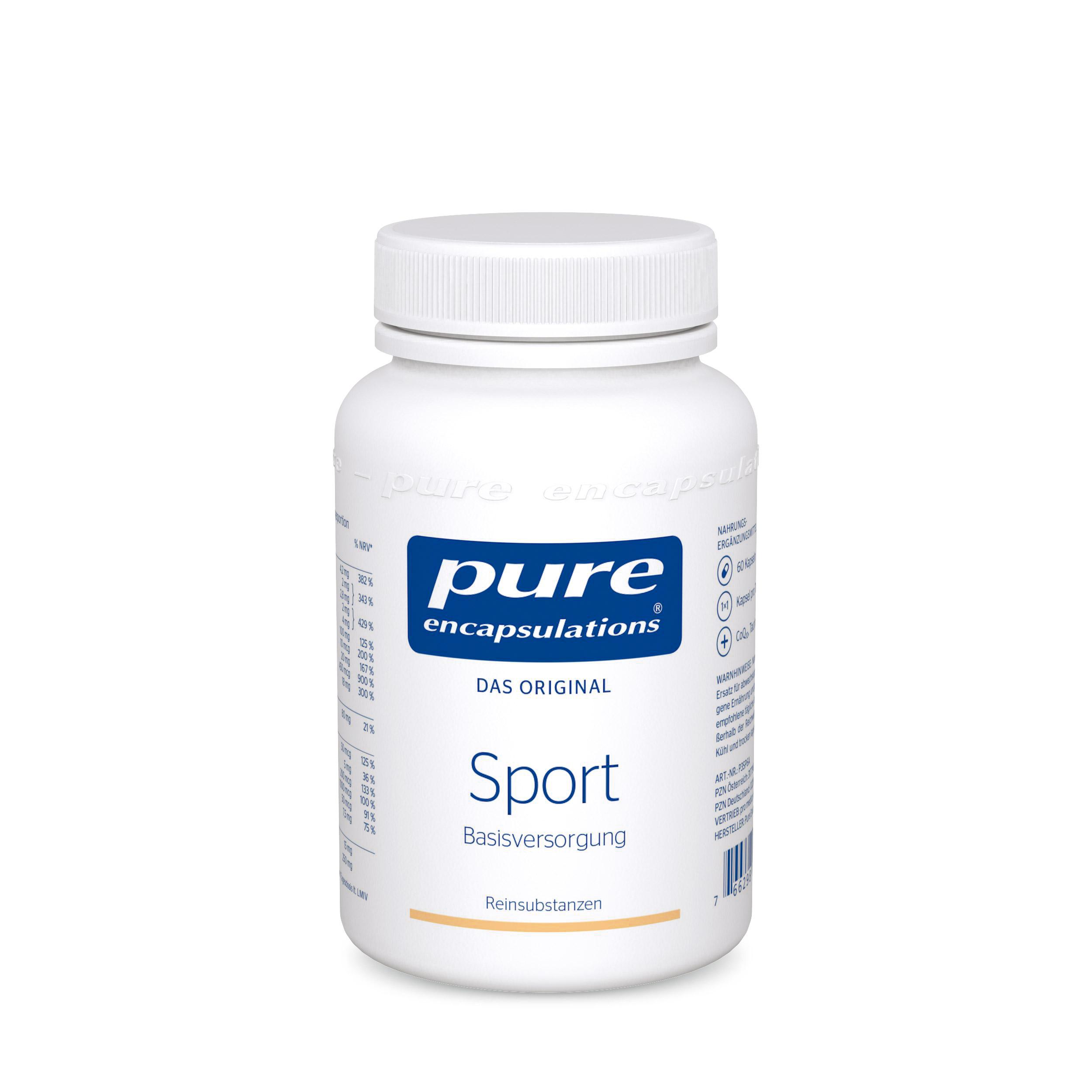 Ideal bei Sport und bei einem erhöhten Energieverbrauch. Abgestimmte Mikronährstoffe für Sportler und Aktive.