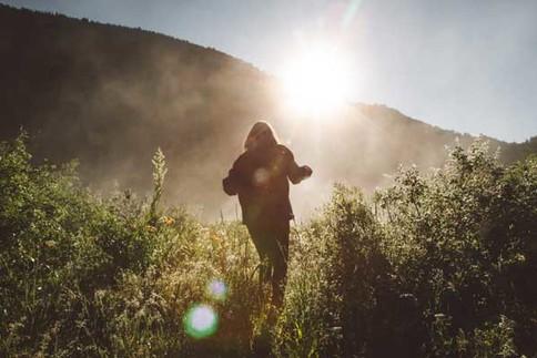Auch wenn die Sonne scheint, kann es zu einem Vitamin-D-Mangel kommen