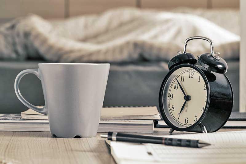 Der Tag-Nacht-Wechsel beeinflusst den Tagesrhythmus und damit unseren Bedarf an Mikronährstoffen.