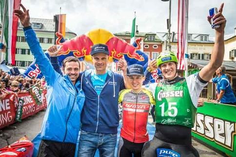 Wer hat den Red Bull Dolomitenmann gewonnen?
