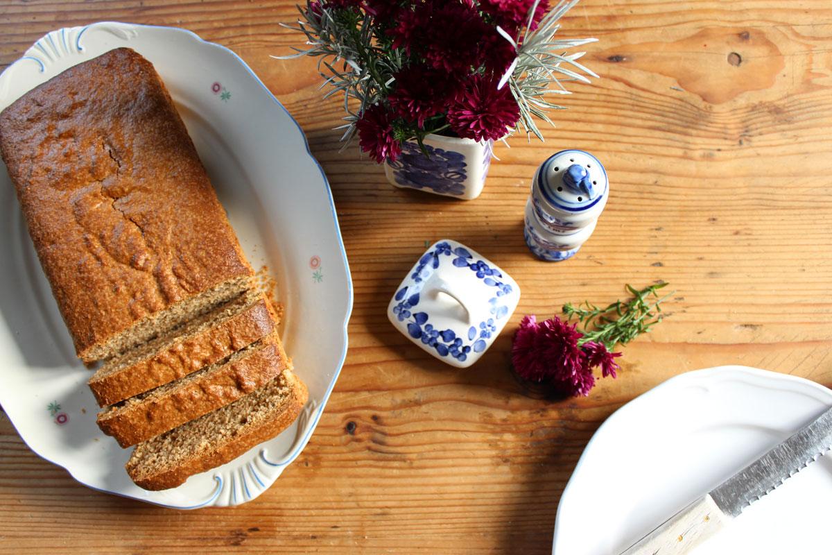Lebkuchen Kuchen Healthy Life Blog