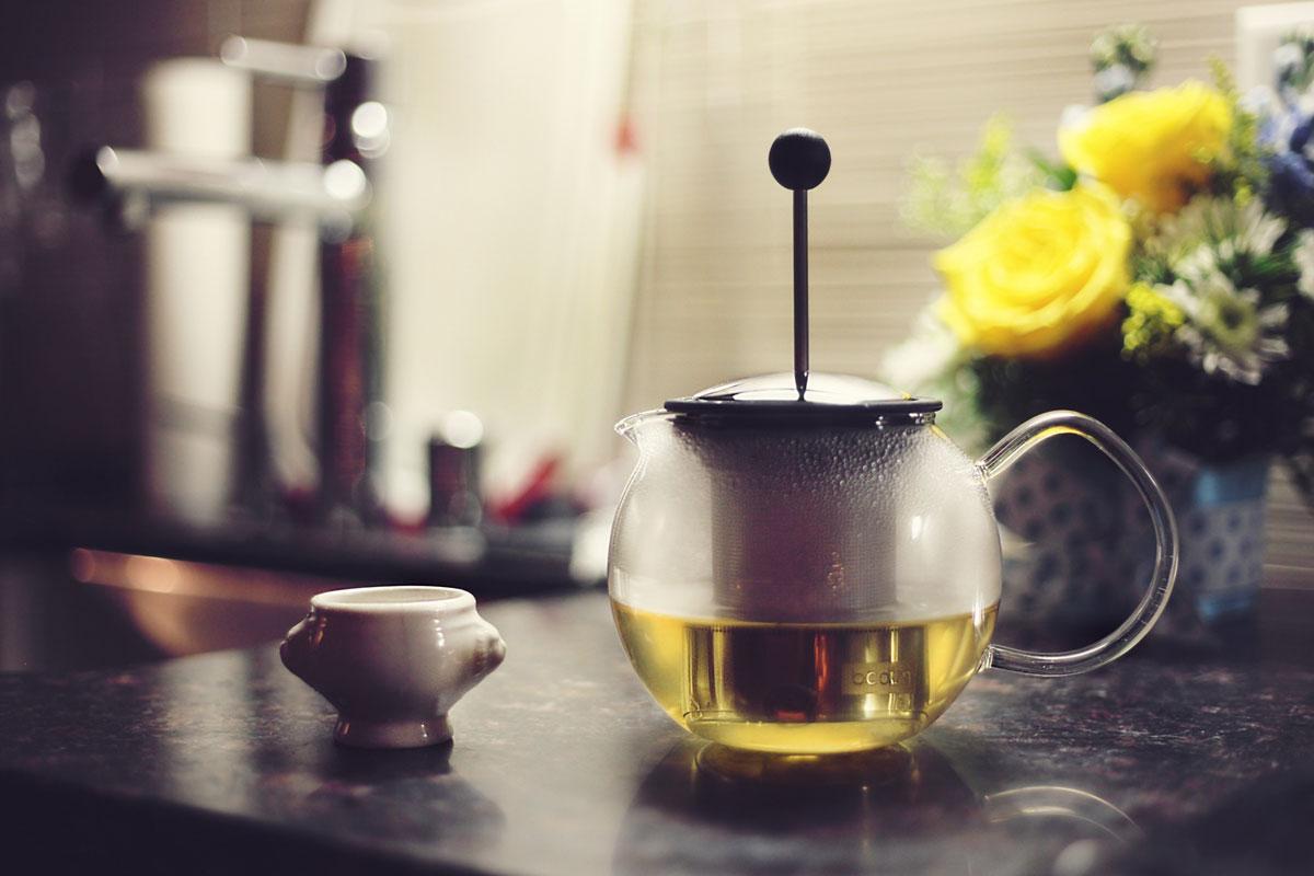 Tee trinekn bei Harnwegsinfekt