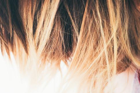 No poo: Haarewaschen ohne Shampoo: Haarspitzen