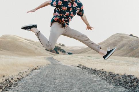 Mit gesunden Gelenken macht Bewegung mehr Spaß