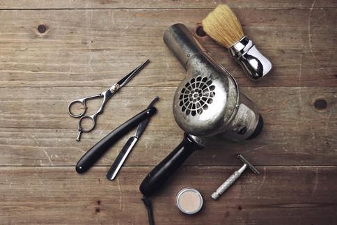 Die richtige Frisur braucht das richtige Werkzeug