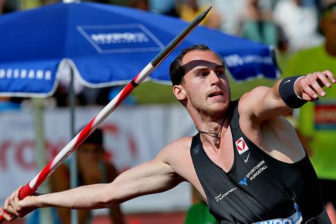 Dominik Distelberger ist Österreichs Hoffnung im Zehnkampf