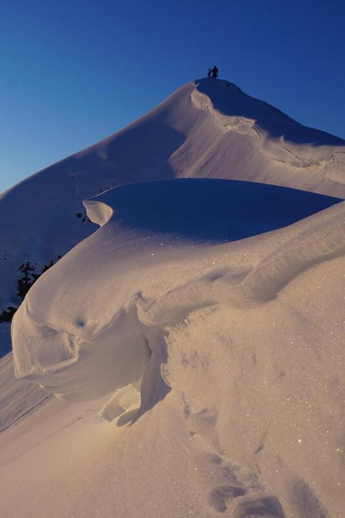 Skitour auf die Vennspitze