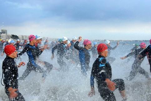 Training für Erfolg im Triathlon