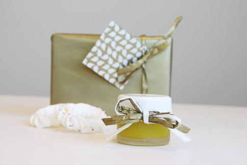 Erkältungsbalsam als Geschenk -  selbstgemachter Erkältungsbalsam