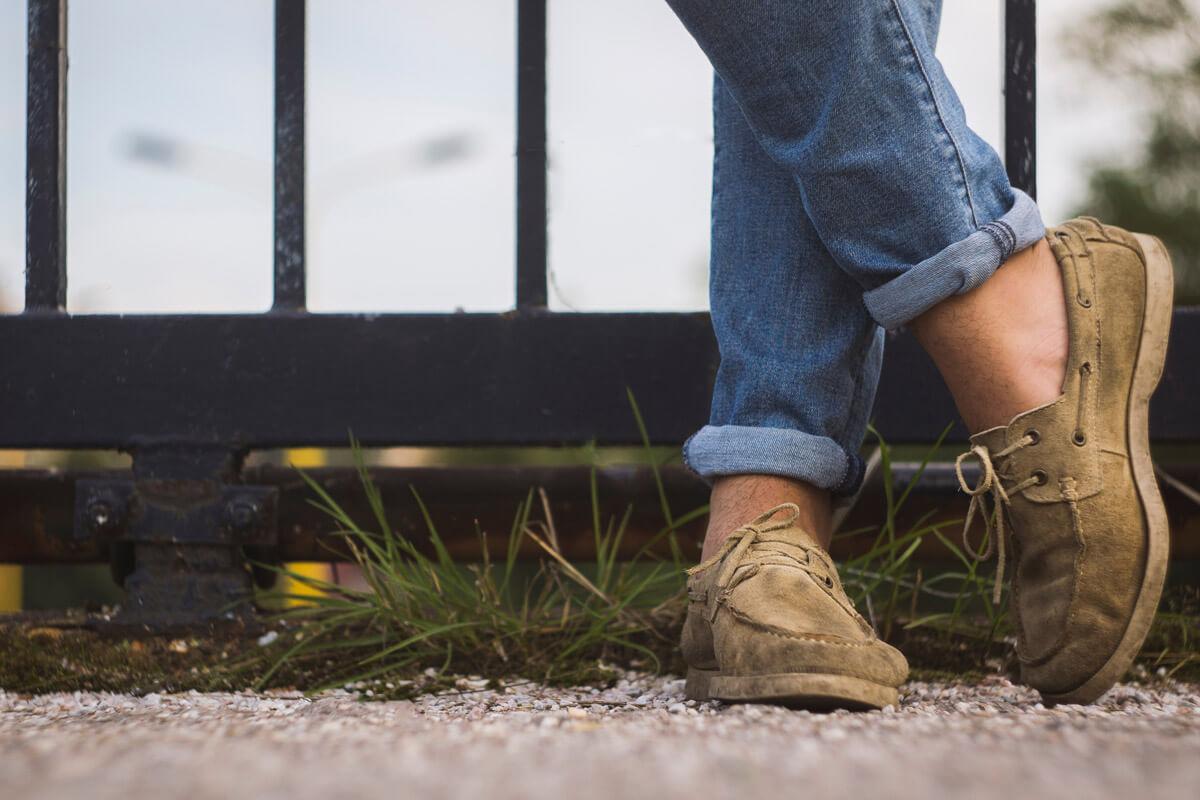 Gesunde Gelenke brauchen gutes Schuhwerk