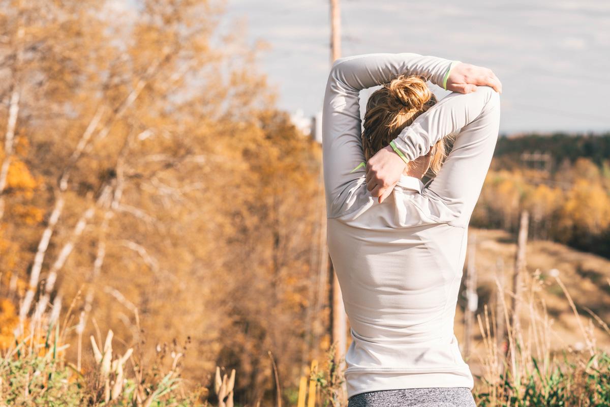 Regelmäßige Bewegung regt den Stoffwechsel an