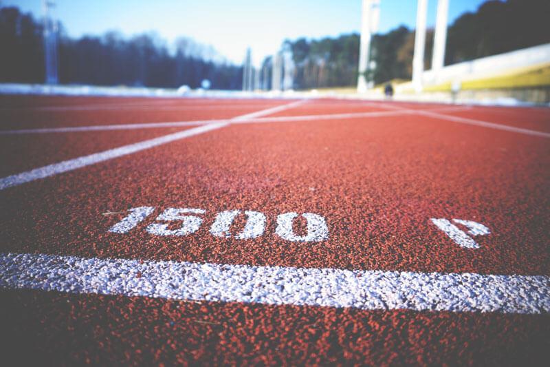 Beim Sport ist Magnesium vor allem für die Muskeln von Bedeutung.