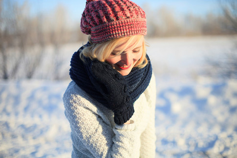 Die Versorgung mit dem Sonnenvitamin D3 ist in der kalten Jahreszeit kritisch.
