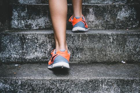 Treppenlauf ist eine eigene sportliche Disziplin