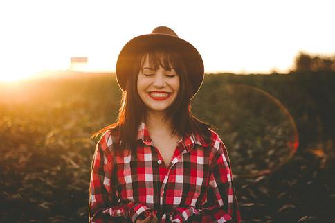 Schon ein Lächeln schafft Motivation