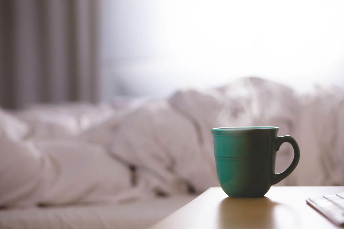 Harnwegsinfekt und ein warmer Tee