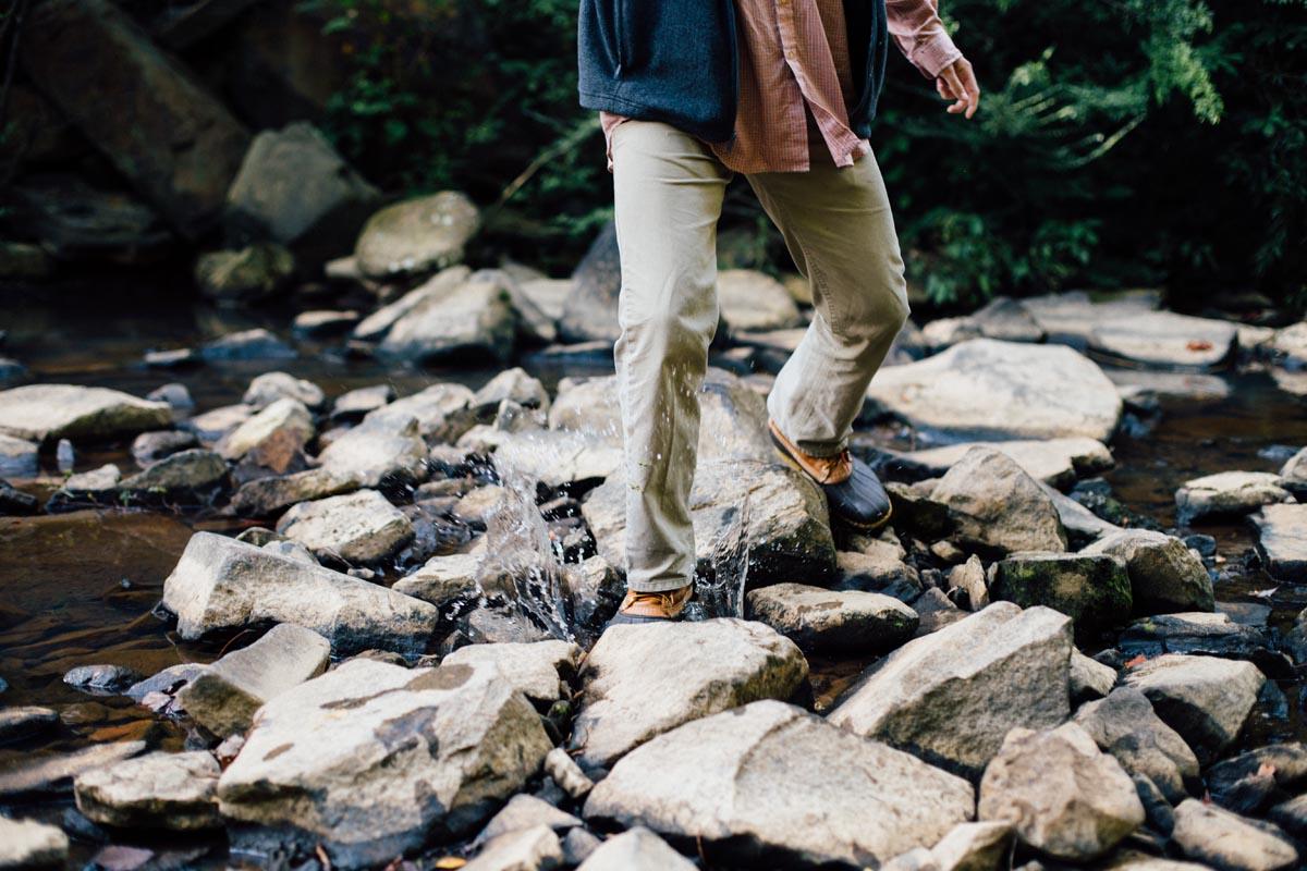 Bewegung im Freien bringt den Körper wieder in Schwung und hilft, die Trägheit am Anfang des Frühjahres loszuwerden.