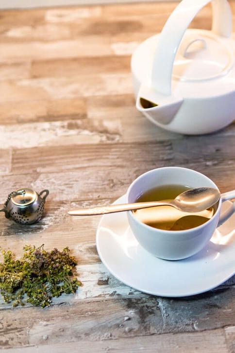 Tee wärmt und stärkt das Immunsystem von innen