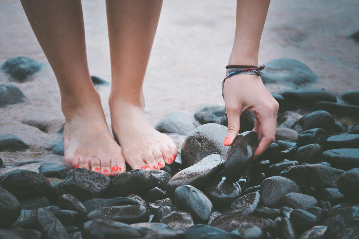 Harnwegsinfekt und kalte Füße