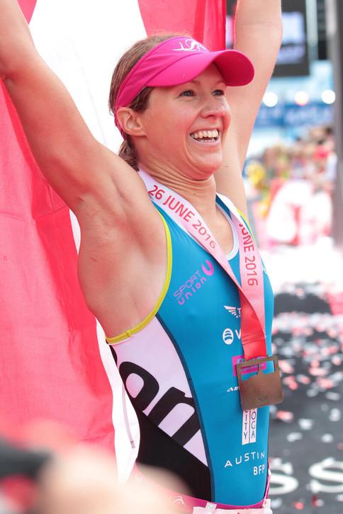 Sportlerportrait Lisi Gruber